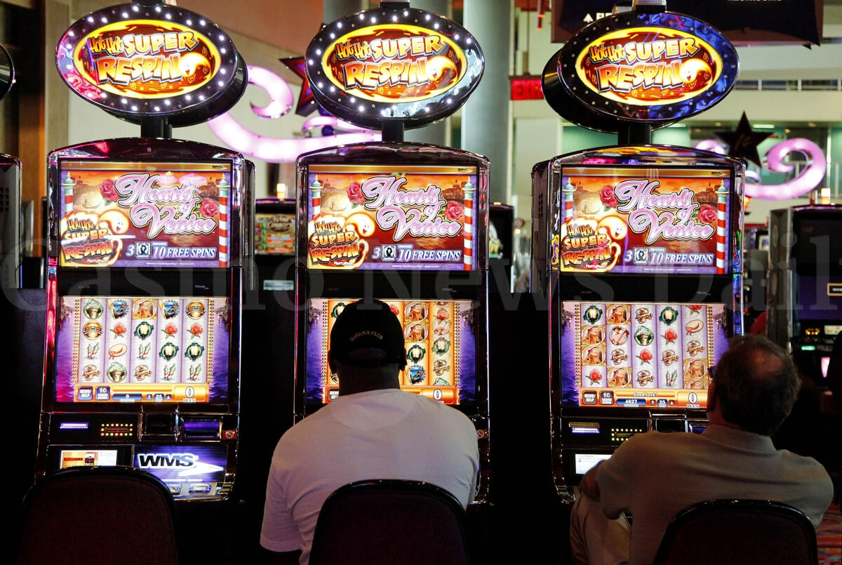 Types of Slot Machines: there are 7, do you know the differences?